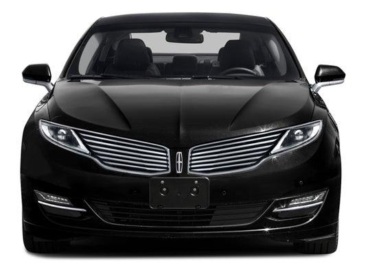 2016 Lincoln Mkz Hybrid In Bay S Ny Bright Mazda